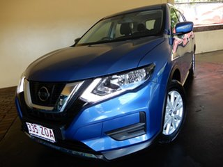 2020 Nissan X-Trail T32 MY20 ST (4x2) Blue Continuous Variable Wagon