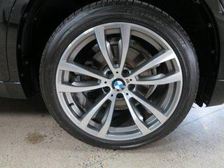 2016 BMW X6 F16 xDrive30d Coupe Steptronic Black 8 Speed Sports Automatic Wagon