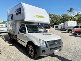 2007 Holden Ford Holden Rodeo White Pop Top 2WD.