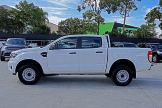 2020 Ford Ranger PX MkIII 2020.75MY XL White 6 Speed Sports Automatic Double Cab Pick Up