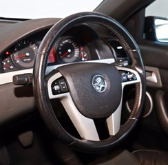 2011 Holden Ute VE II SS Red 6 Speed Manual Utility