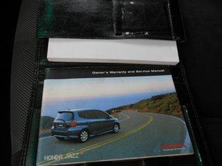 2008 Honda Jazz GE MY09 VTi White 5 Speed Manual Hatchback