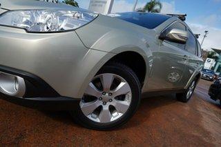 2009 Subaru Outback MY10 2.0D Premium AWD Gold 6 Speed Manual Wagon.