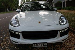 2015 Porsche Cayenne 92A MY15 Turbo Tiptronic 8 Speed Sports Automatic Wagon.