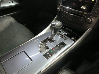 2013 Lexus IS GSE20R MY13 IS250 F Sport White 6 Speed Sports Automatic Sedan
