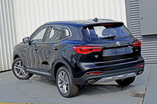 2020 MG HS SAS23 MY21 Essence DCT FWD Black 7 Speed Sports Automatic Dual Clutch Wagon.