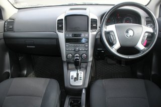2010 Holden Captiva CG MY10 SX (FWD) Silver 5 Speed Automatic Wagon