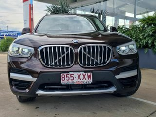 2017 BMW X3 xDrive30d Brown 8 Speed Auto Active Sequential Wagon