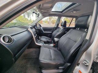 2010 Suzuki Grand Vitara JB MY09 Prestige Silver 5 Speed Automatic Wagon