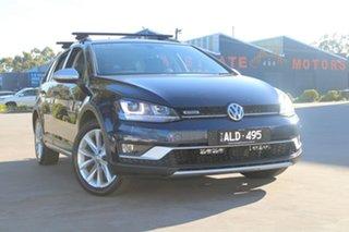 2016 Volkswagen Golf AU MY17 Alltrack 132 TSI 6 Speed Direct Shift Wagon.
