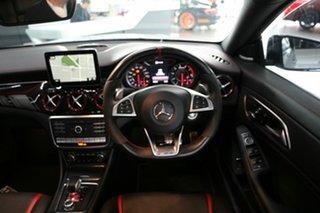 2017 Mercedes-Benz CLA-Class C117 808MY CLA45 AMG SPEEDSHIFT DCT 4MATIC Silver 7 Speed