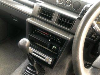1994 Daihatsu Feroza II F310SX SX Green 5 Speed Manual Hardtop