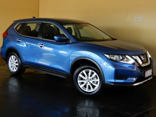 2020 Nissan X-Trail T32 MY20 ST (4x2) Blue Continuous Variable Wagon.