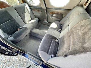 2001 Ford LTD AUII Blue 4 Speed Automatic Sedan