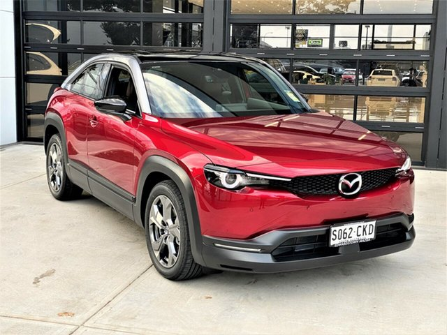 Demo Mazda MX-30 DR2W7A G20e SKYACTIV-Drive Astina Edwardstown, 2021 Mazda MX-30 G20e SKYACTIV-Drive Astina Wagon