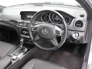 2014 Mercedes-Benz C200 W204 MY14 CDI Silver 7 Speed Automatic G-Tronic Sedan