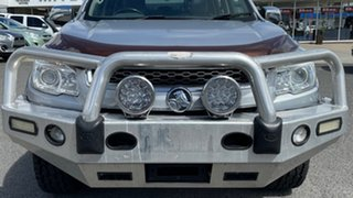 2009 Nissan Navara D40 ST Silver 5 Speed Automatic Utility.