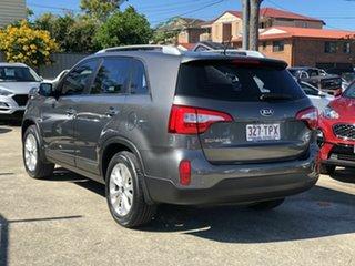2014 Kia Sorento XM MY14 SLi 4WD Grey 6 Speed Sports Automatic Wagon.