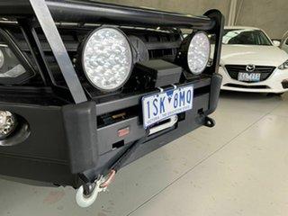 2014 Volkswagen Amarok 2H MY15 TDI400 4Mot Black 6 Speed Manual Utility