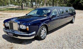 2001 Ford LTD AUII Blue 4 Speed Automatic Sedan.