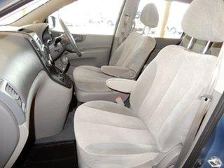 2013 Kia Grand Carnival VQ MY14 S Blue 6 Speed Automatic Wagon
