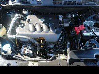 2012 Nissan Dualis J10 Series 3 TI-L (4x2) Black 6 Speed CVT Auto Sequential Wagon