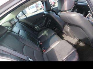2013 Mazda 3 BM SP25 GT Silver 6 Speed Manual Sedan