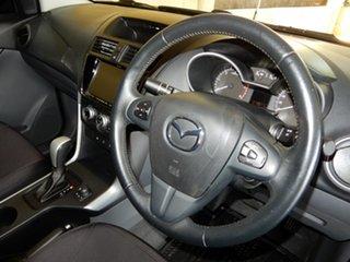 2018 Mazda BT-50 MY17 Update XTR (4x4) Titanium Flash 6 Speed Automatic Dual Cab Utility