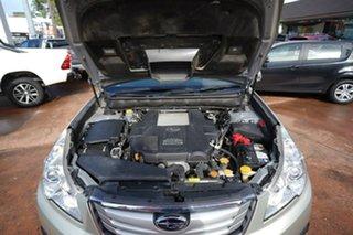 2009 Subaru Outback MY10 2.0D Premium AWD Gold 6 Speed Manual Wagon