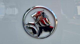 2015 Holden Commodore VF MY15 SV6 Storm White 6 Speed Automatic Sedan