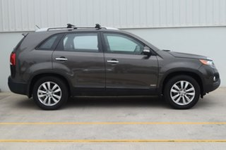 2012 Kia Sorento XM MY12 SLi Bronze 6 Speed Sports Automatic Wagon.