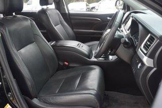 2016 Toyota Kluger GSU55R Grande AWD Black 6 Speed Sports Automatic Wagon