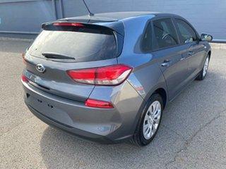 2018 Hyundai i30 PD MY18 Go Grey 6 Speed Sports Automatic Hatchback.