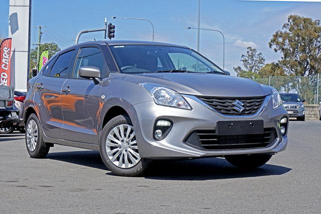 New Suzuki Baleno EW Series II GL Springwood, 2021 Suzuki Baleno EW Series II GL Grey 5 Speed Manual Hatchback