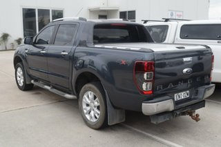 2012 Ford Ranger PX Wildtrak Double Cab Grey 6 Speed Sports Automatic Utility.