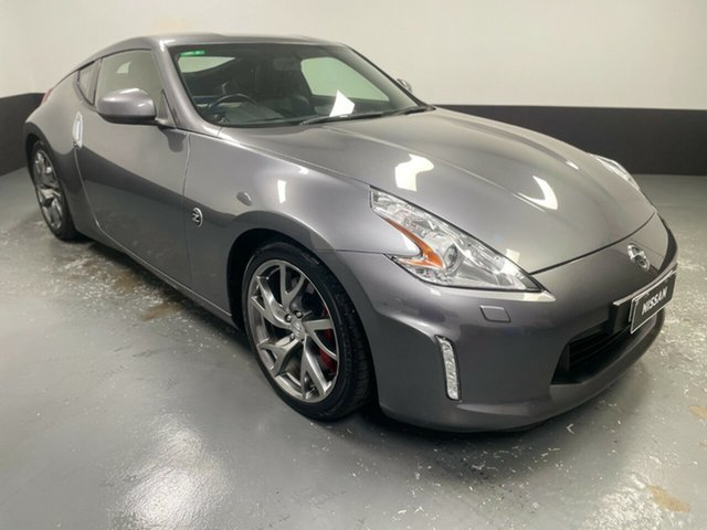 Used Nissan 370Z Z34 MY15 Hamilton, 2015 Nissan 370Z Z34 MY15 Gun Metallic 7 Speed Sports Automatic Coupe
