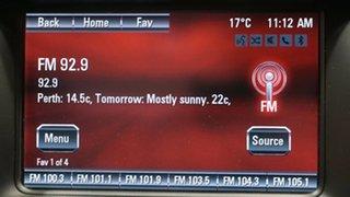 2014 Holden Ute VF MY15 SS V Ute Grey 6 Speed Sports Automatic Utility