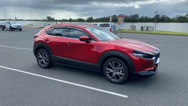 Demo Mazda CX-30 Taree, Demo CX-30 B 6AUTO WAGON X20 ASTINA AWD
