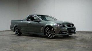 2014 Holden Ute VF MY15 SS V Ute Grey 6 Speed Sports Automatic Utility.