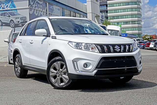 New Suzuki Vitara LY Series II 2WD Springwood, 2021 Suzuki Vitara LY Series II 2WD White 6 Speed Sports Automatic Wagon