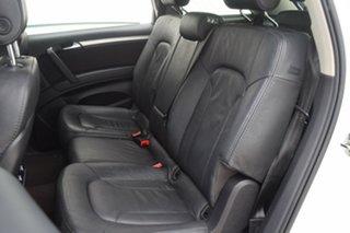 2012 Audi Q7 MY12 TDI Tiptronic Quattro White 8 Speed Sports Automatic Wagon