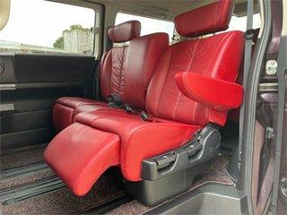 2007 Nissan Elgrand NE51 Highwaystar Purple Automatic Wagon