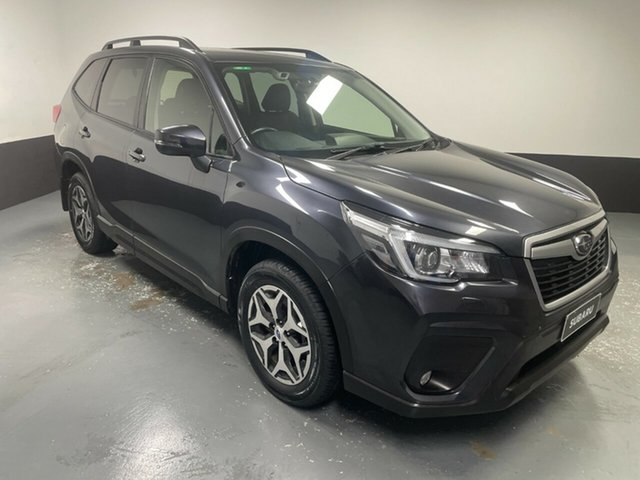 Used Subaru Forester S5 MY19 2.5i CVT AWD Hamilton, 2019 Subaru Forester S5 MY19 2.5i CVT AWD Grey 7 Speed Constant Variable Wagon