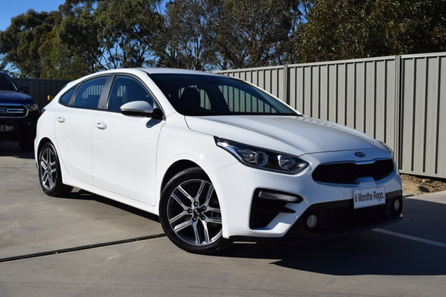 Used Kia Cerato BD MY19 Sport Echuca, 2019 Kia Cerato BD MY19 Sport White 6 Speed Sports Automatic Hatchback