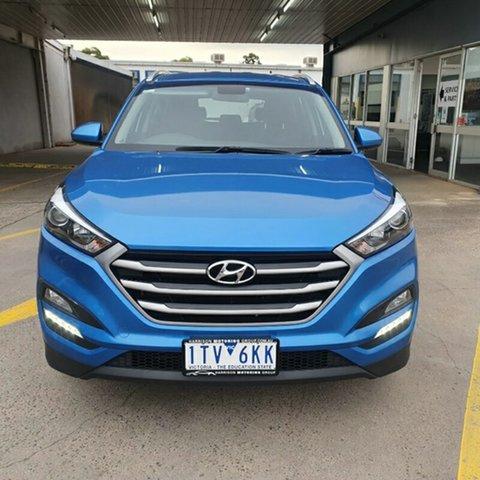Used Hyundai Tucson TLe MY17 Active 2WD Melton, 2017 Hyundai Tucson TLe MY17 Active 2WD Blue 6 Speed Sports Automatic Wagon