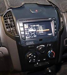 2018 Isuzu D-MAX MY18 SX 4x2 Silver 6 Speed Manual Cab Chassis