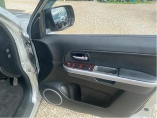 2006 Suzuki Grand Vitara JT Prestige (4x4) Silver 5 Speed Automatic Wagon