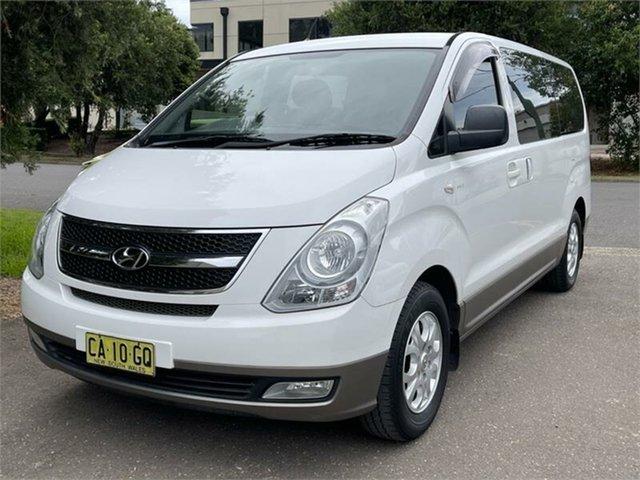 Used Hyundai iMAX TQ-W Silverwater, 2014 Hyundai iMAX TQ-W Automatic Wagon