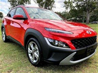 2021 Hyundai Kona Os.v4 MY21 Active 2WD Ignite Flame 8 Speed Constant Variable Wagon.