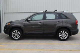 2012 Kia Sorento XM MY12 SLi Bronze 6 Speed Sports Automatic Wagon